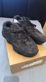Yeezy 500 Utility Black Size 7.5 uk