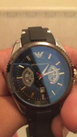 Emporio Armani watch worn once