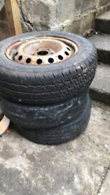 Van tires