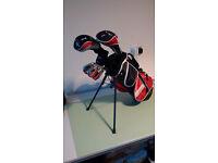Childs JACXX Golf Set