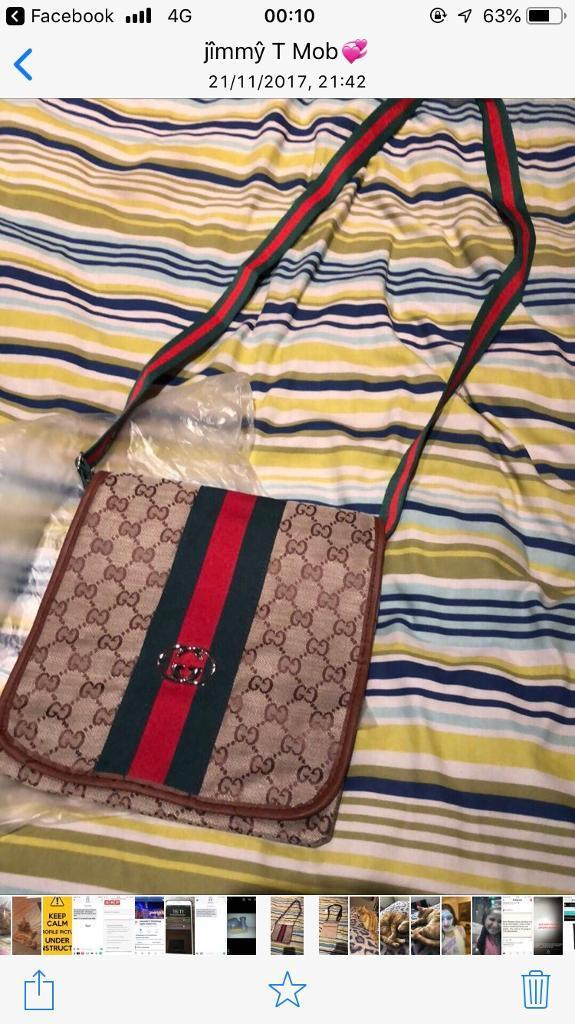 0adaec502b2 Men s Gucci Bag