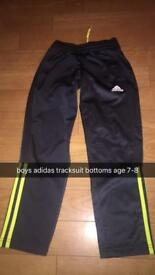 boys adidas tracksuit