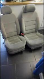 Mk 4 golf seats