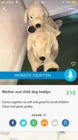 Dog teddys