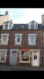3 Bed Town House To Let, Crieff, Perthshire
