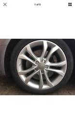 "Audi S4 ""18 Wheels"