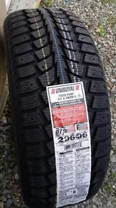 205/55/16 UNIROYAL HIVER NEUF...(340$ taxes incluses)