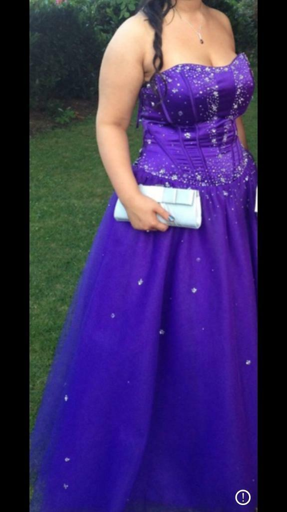 Hilary Morgan prom dress | in Somercotes, Derbyshire | Gumtree