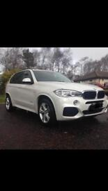BMW X5 M-TECH 19inch alloys