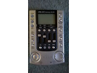 Zoom PS-04 four track digital recorder with drum/bass tracks and multi-effects
