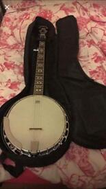 Rocky Mountain Model 2 Closed Back Banjo