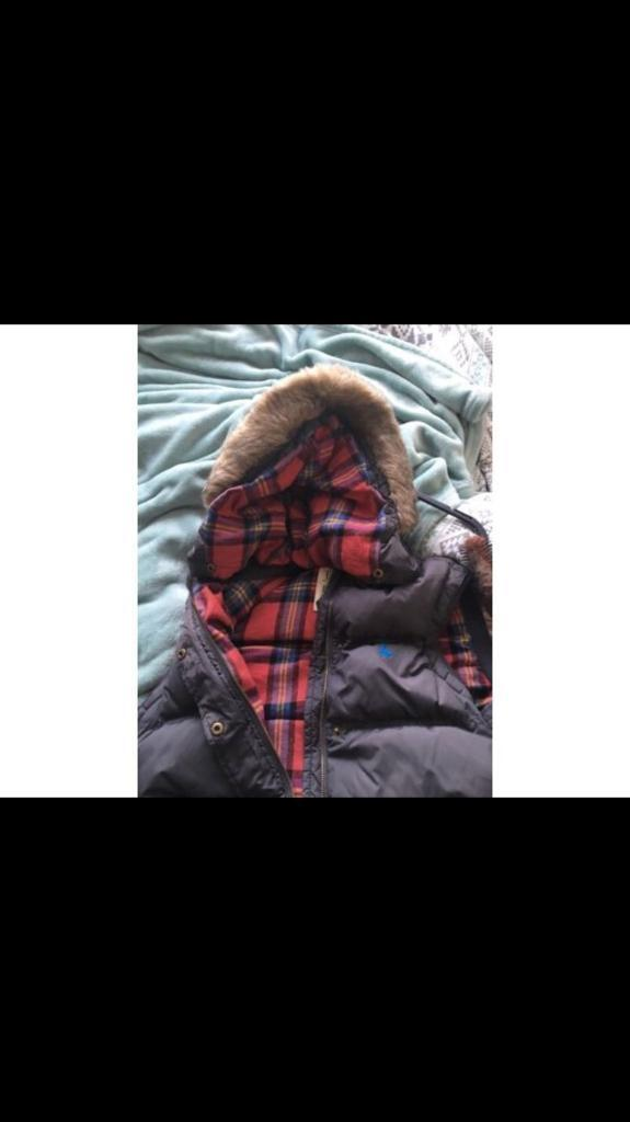Jack wills gilet/body warmerin Rainworth, NottinghamshireGumtree - Jack Wills genuine gilet/body warmer. Size 12, worn a handful of times, fantastic condition. Going cheap paid £90, still selling in stores for £80 . Wanting £40, ideal winter/spring jacket, or perfect Christmas present