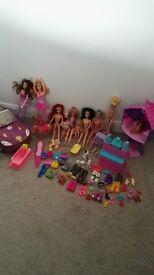joblot doll bundle