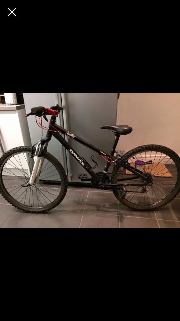 Dawes bullet bike