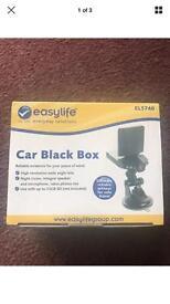 Car black box, brand new in box, cheaper car insurance