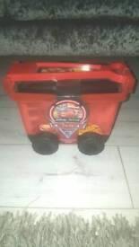 BNWT Disney cars stationary truck