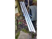White Drain Pipes (Various Lengths)