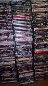 huge bundle of dvds
