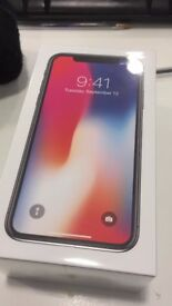 Apple Iphone X - 64GB - Space Grey just £1100 available TODAY!