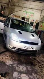 Ford fiesta 1.4 (ST replica) ST LEATHER SEATS