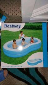 Family Pool - Brand New
