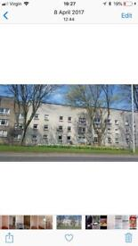 Cumbernauld abronhill 2 bed flat for rent £99 pw