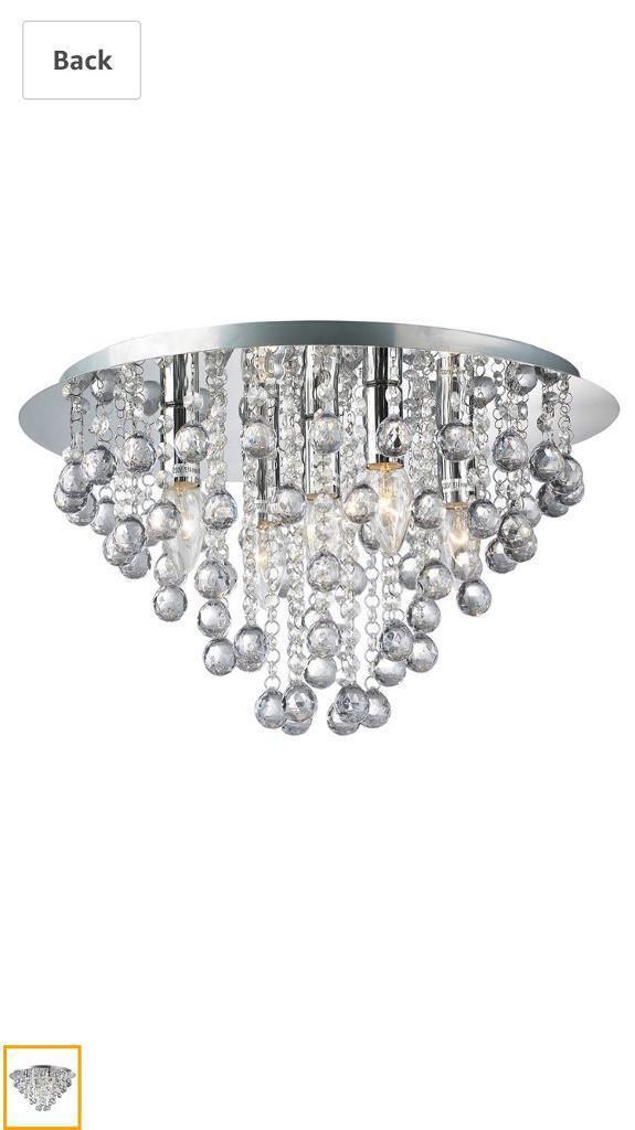 Chandelier light - palazzo 5 light MUST GO | in Stalham, Norfolk ...