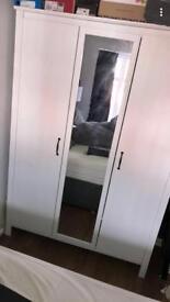 Ikea 3 door wardrobe brand new