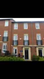 3 Bed Town house in gated Development