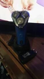 Remington wet tech rotary shaver