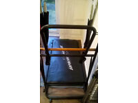 Ellen Croft's Supreme Pilates Machine in working order