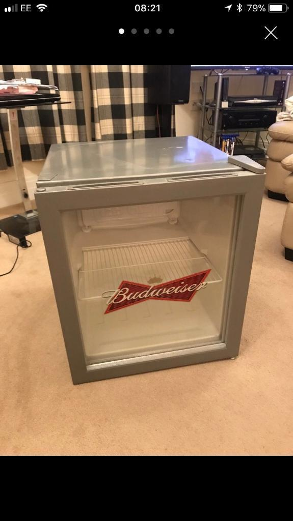 Husky Budweiser 46L Fridge