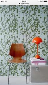 Ferm Living Tree Bomb Wallpaper