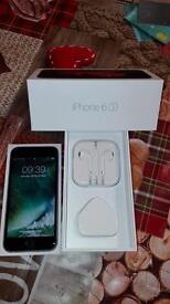 16gig iPhone 6s unlocked ( space grey )