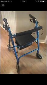 Mobility walker