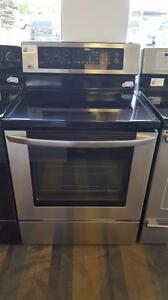 Stainless Steel GAS Convection Stove $690  / Used APPLIANCE SALE!   @  9267-50 Street