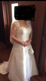 Romantica of Devin wedding dress