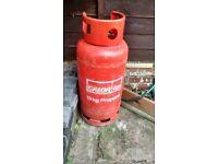 19 Kg Calor propane bottle - Empty