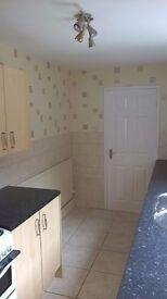 2 Bed lower flat in Bedlington
