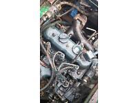 Kubota K5-A Diesel Engine