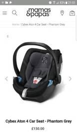 Cybex aton 4 car seat