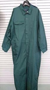 Toro Coveralls Green sizes XL – XXXL