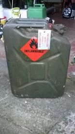Jerry Can - Fuel Can - 20L