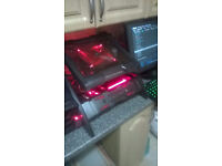 custom high spec open air gaming pc bargain latest components very fast