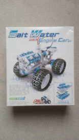 Salt Water Engine 4x4 Car Kit (New/sealed)