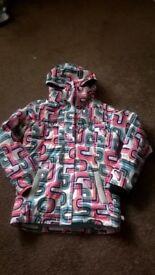 Roxy Ski Jacket size 10-12