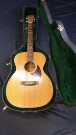 Martin OM-1 Acoustic Guitar Inc Martin Hard Case