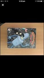 Box set futurama 4