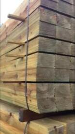 Gates decking fencing joists all treated timber and more
