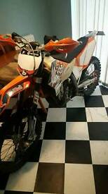 Ktm 450 on road with 11 months mot !